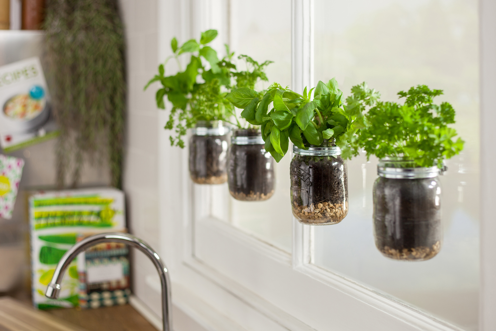 How to make a window herb garden - SugruHow to make a window herb garden - 웹
