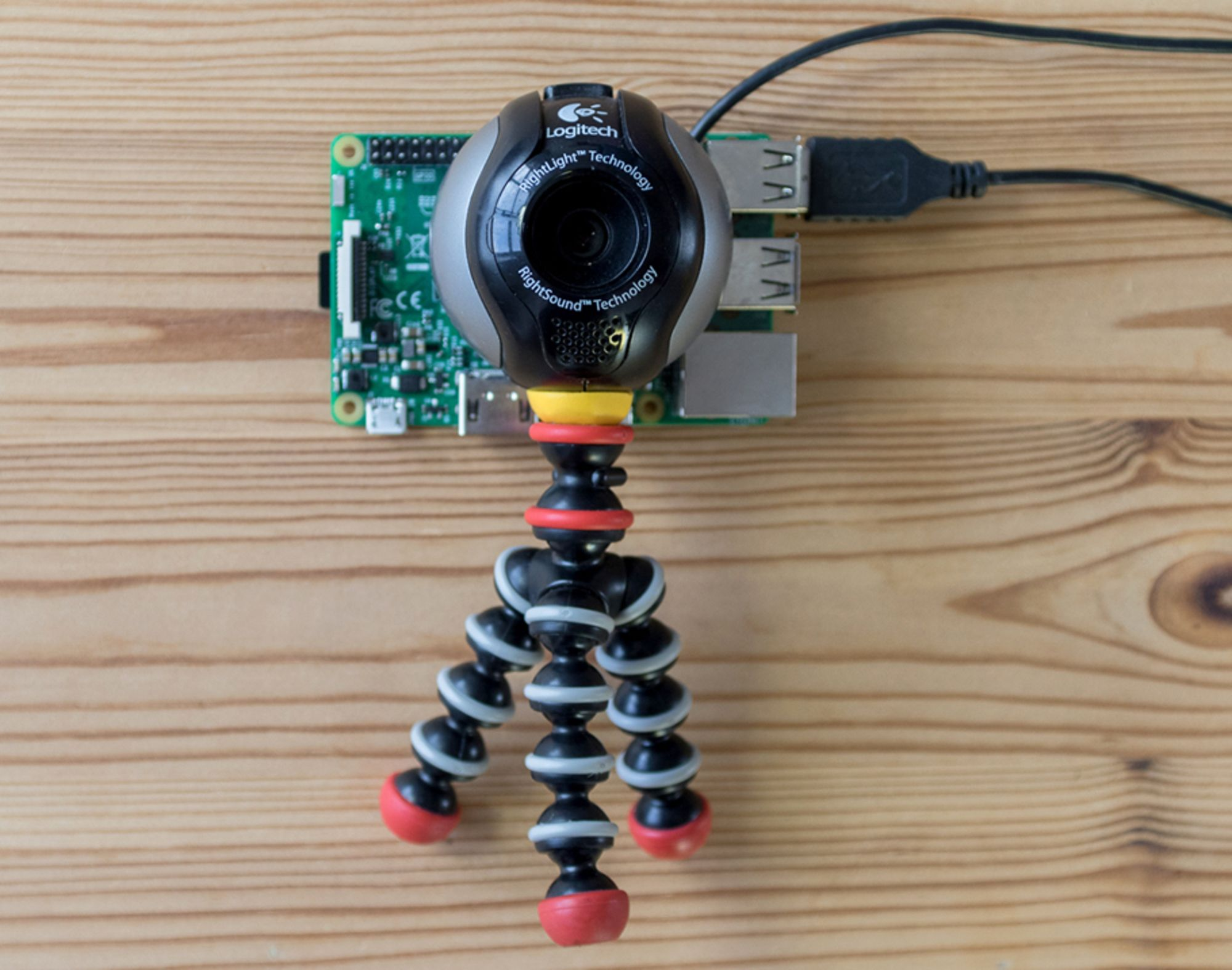 how to build your own iot camera sugru