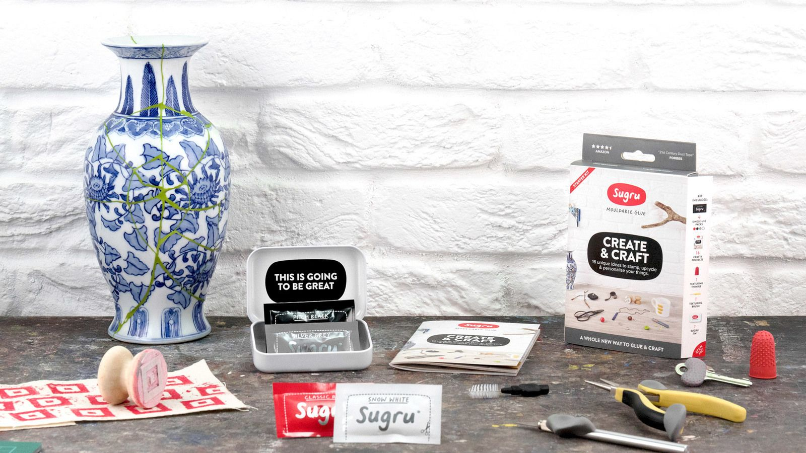 How to Create a Craft Kit as a Gift